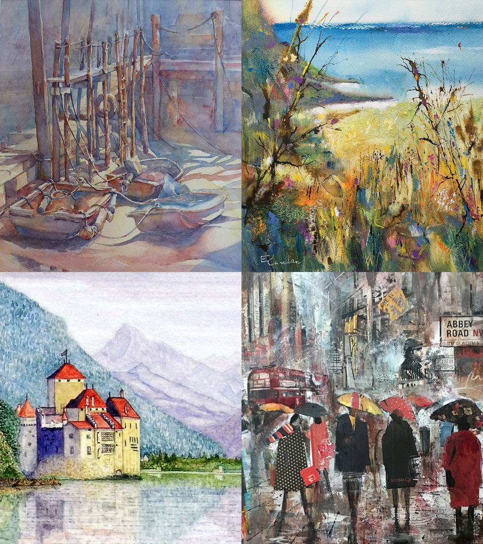 North Surrey Artists are holding an exhibition of art & sculpture at Barbers Gallery in Woking Surrey in September & October 2017