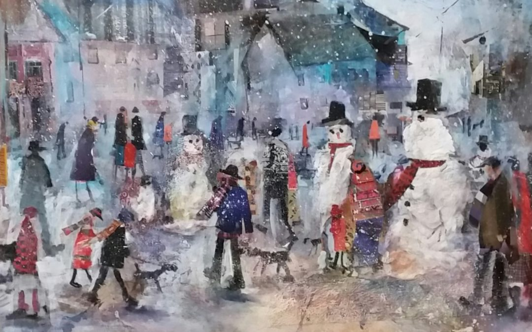 Christmas & Winter Art